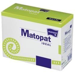 MATOPAT IDEAL bandaż elastyczny uniwersalny z zapinką 20cm x 5m, 1 sztuka