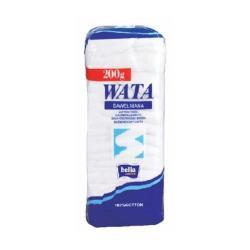 Wata bawełniana opatrunkowa Bella Cotton - 200 g