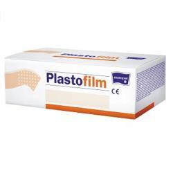 PLASTOFILM przylepiec hypoalergiczny przezroczysty 2,5 cm x 9,14 m, 12 szt.