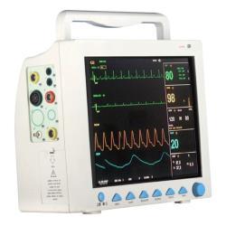 Kardiomonitor CMS8000 stacjonarno-przenośny