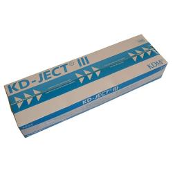 Strzykawki J. U. KD-Ject III 3-CZ luer lock 3 ml