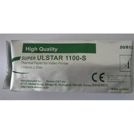 Papier do USG Ulstar-1100S, zamiennik do Sony UPP 110 S
