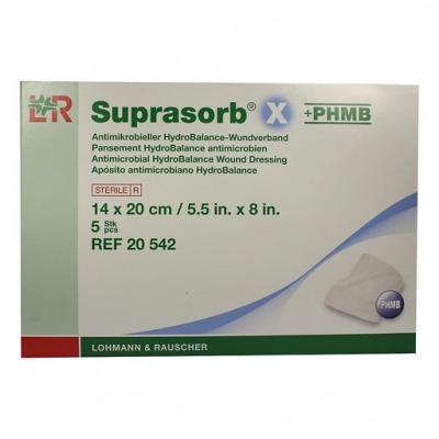 Suprasorb X + PHMB 20 x 14 cm - 1 szt.